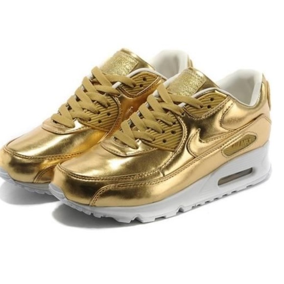Air Max 90 Liquid Gold